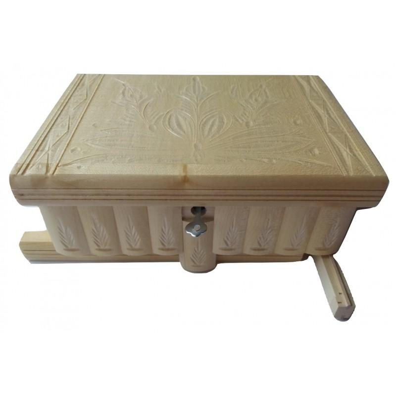 Charmant Puzzle Box , Jewelry Box , Wooden Box , Storage Box , Magic Box , Surprise  Box , Trinket Box , Hidden Drawer Box, Box With Hidden Key , Brain Teaser